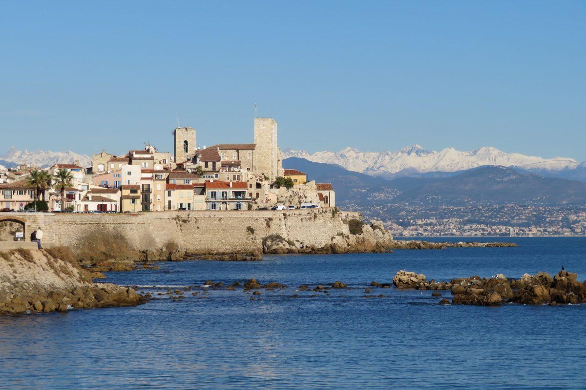 Saker Att Göra och Besöka i Antibes Frankrike