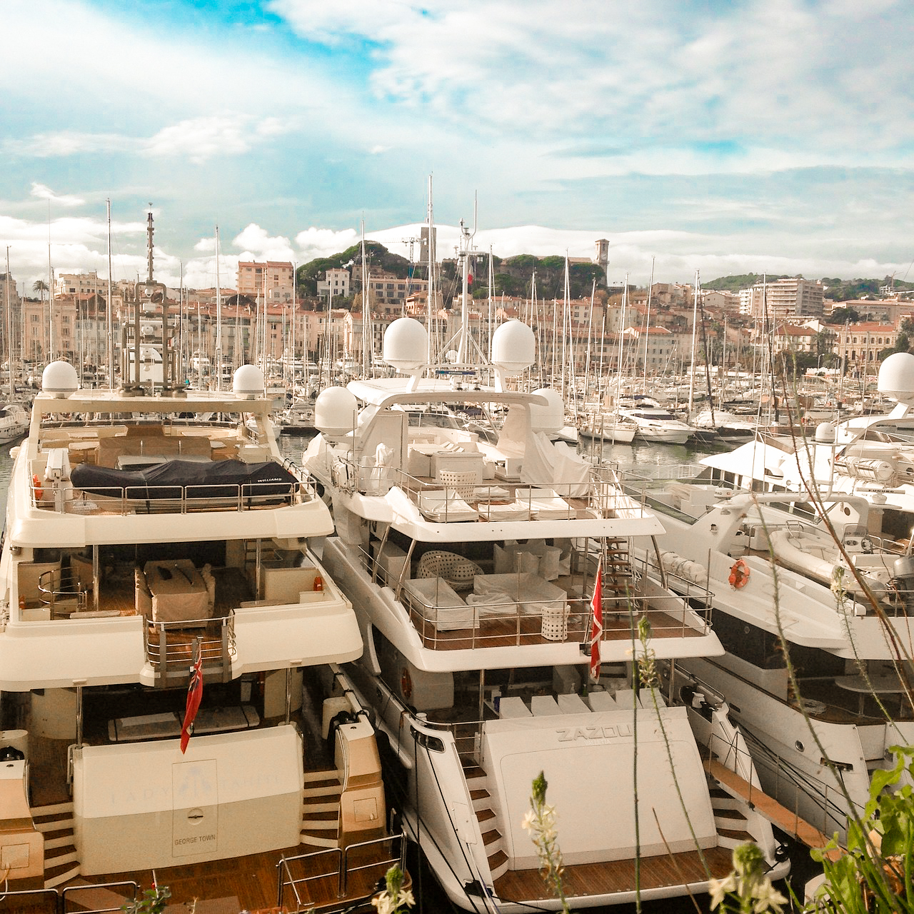 Cannes, France is the best city to travel to on the French Riviera
