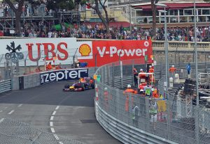 Attend the Formula 1 Grand Prix