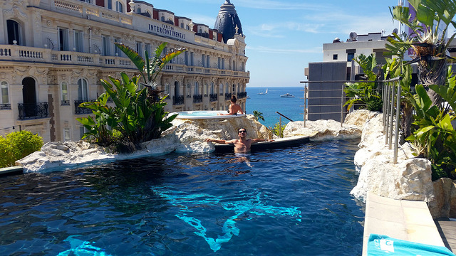 Alla Femstjärniga Hotell i Cannes - Lyxhotell i Cannes, Frankrike