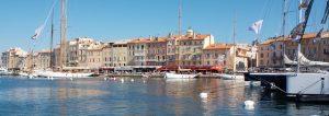 St Tropez Harbor