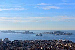 The islands of Hyères
