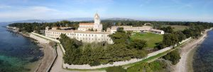 island of Saint-Honorat