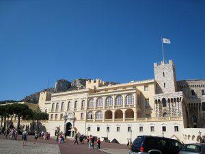 Grand Palais Monaco Monte Carlo