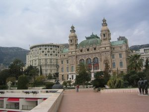 The Opera of Monte Carlo