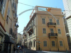 The old Monaco