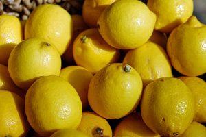 Lemons in Menton