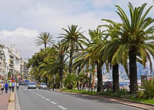 Nice Promenade French Riviera France