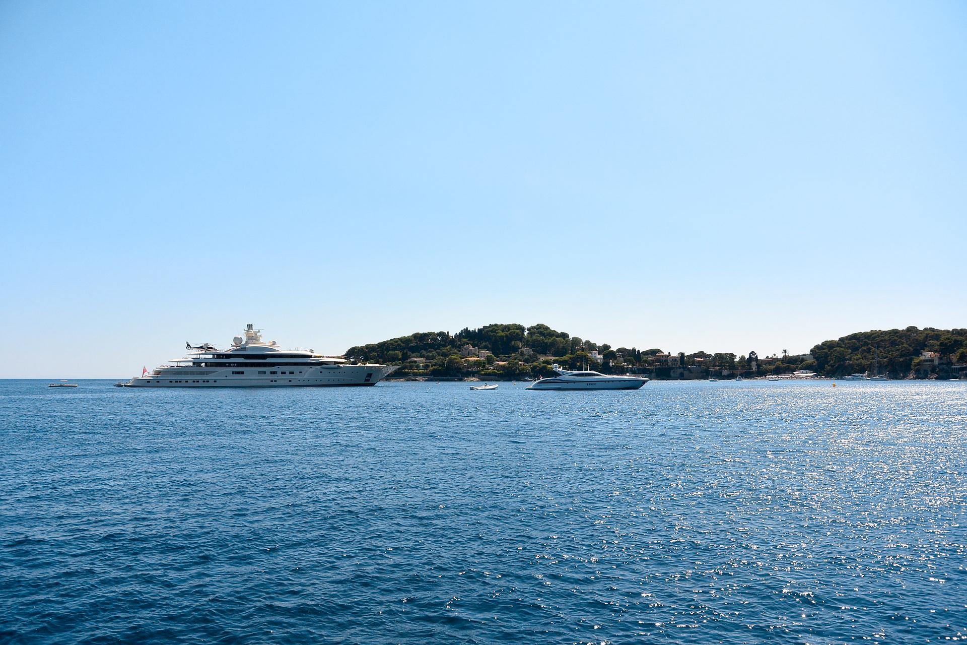 Städer på den Franska Rivieran: Vilka städer finns på den Franska Rivieran?