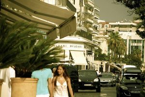 la croisette cannes shopping