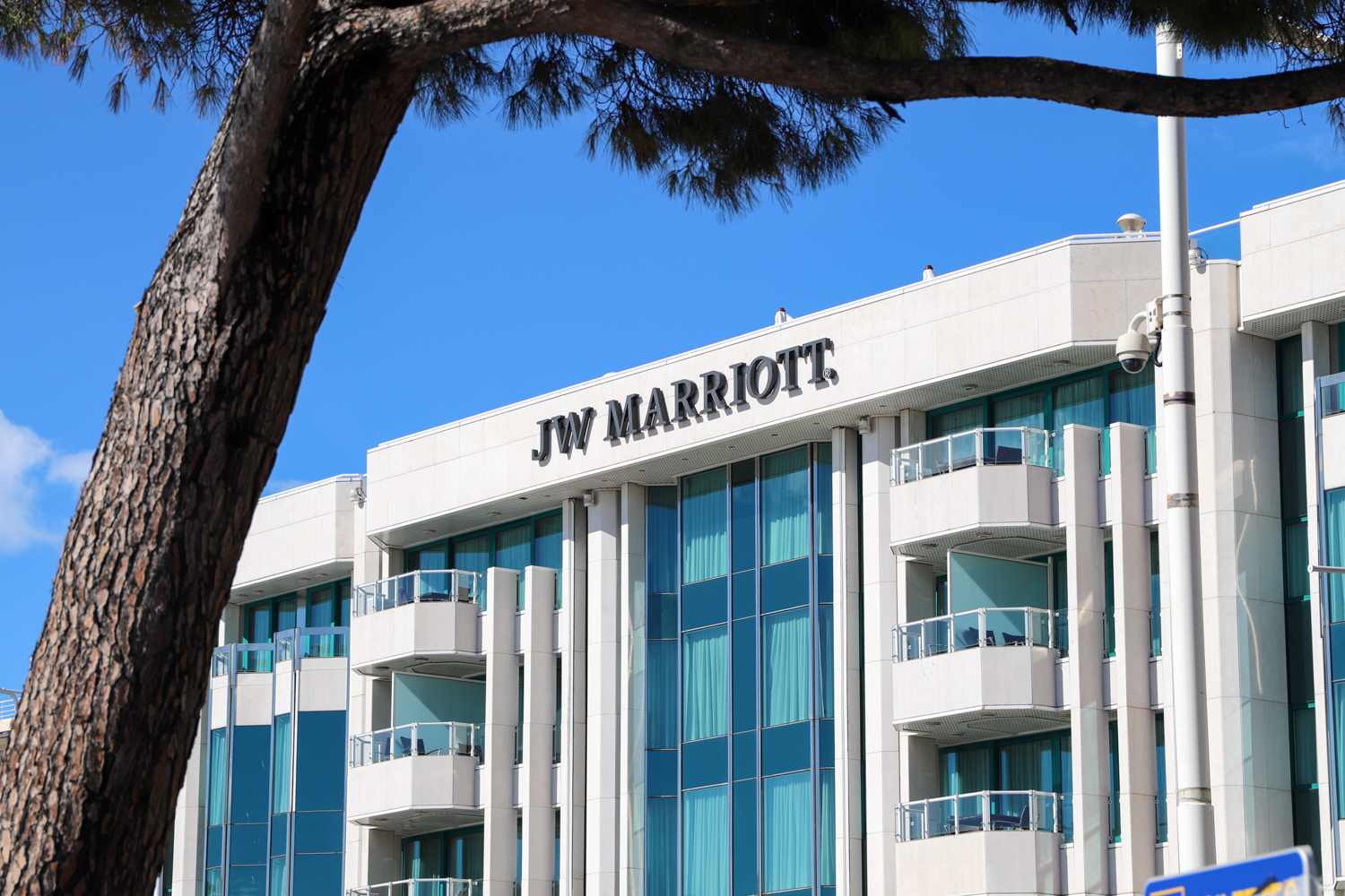 JW Marriott Cannes France