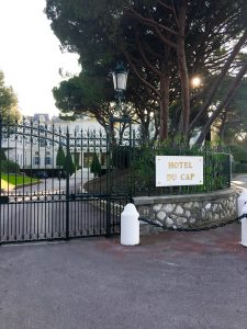 Hotel du Cap French Riviera