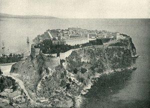 History of Monaco: prince's palace