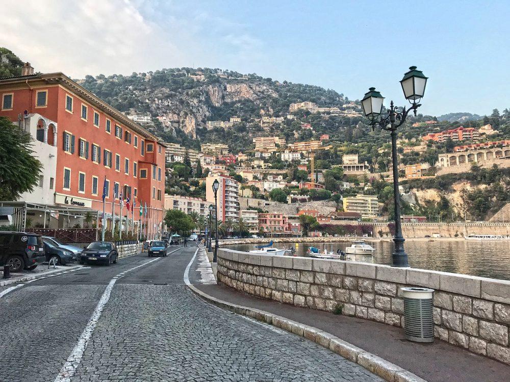 Franska Rivierans historia - Den Fullständiga Historien om den Franska Rivieran, Frankrike