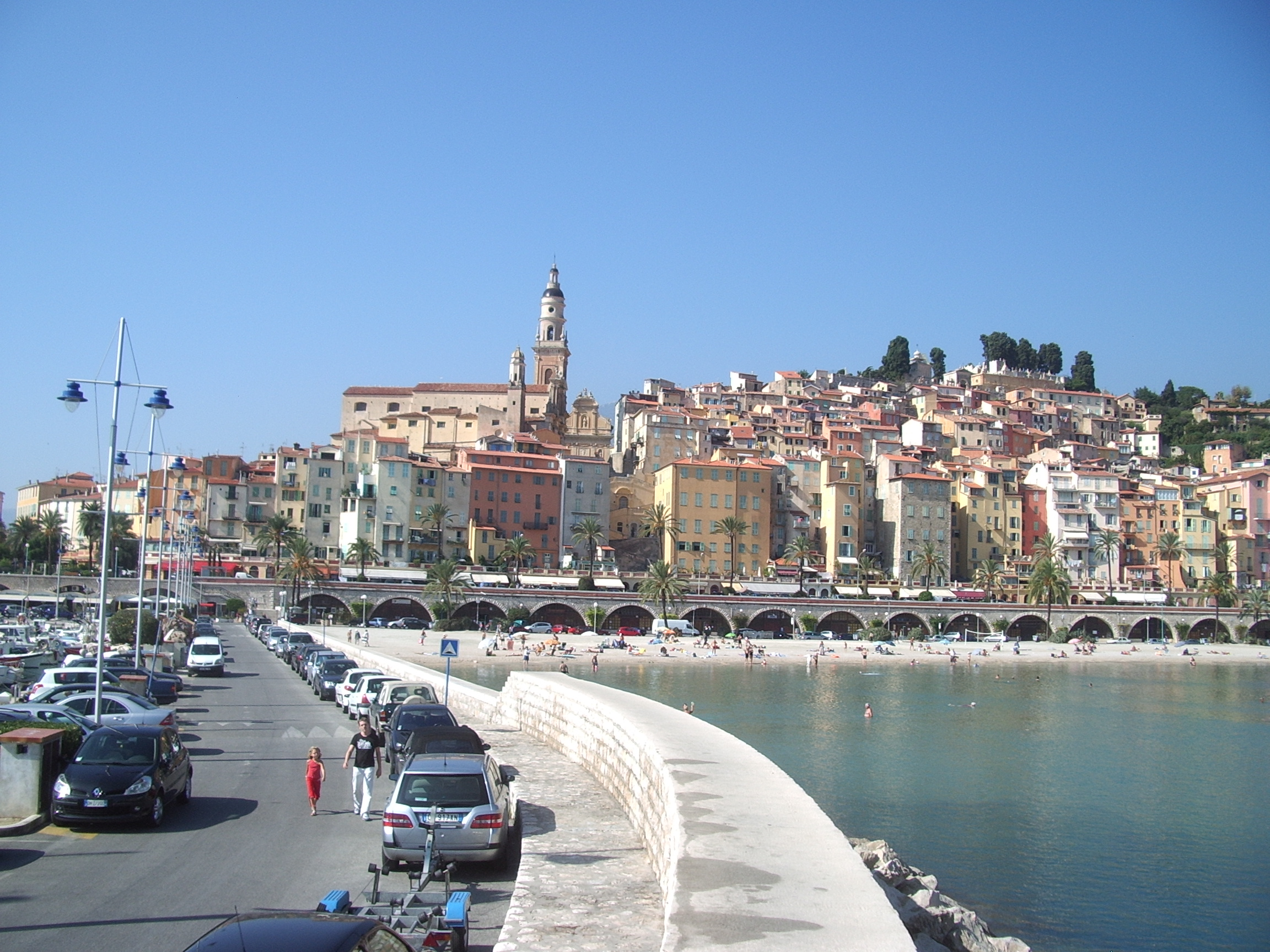 Things to do in Menton, France