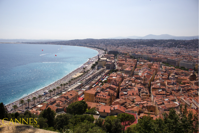 French Riviera or Italian Riviera