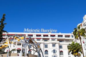 Hotel Majestic Barrière, Cannes