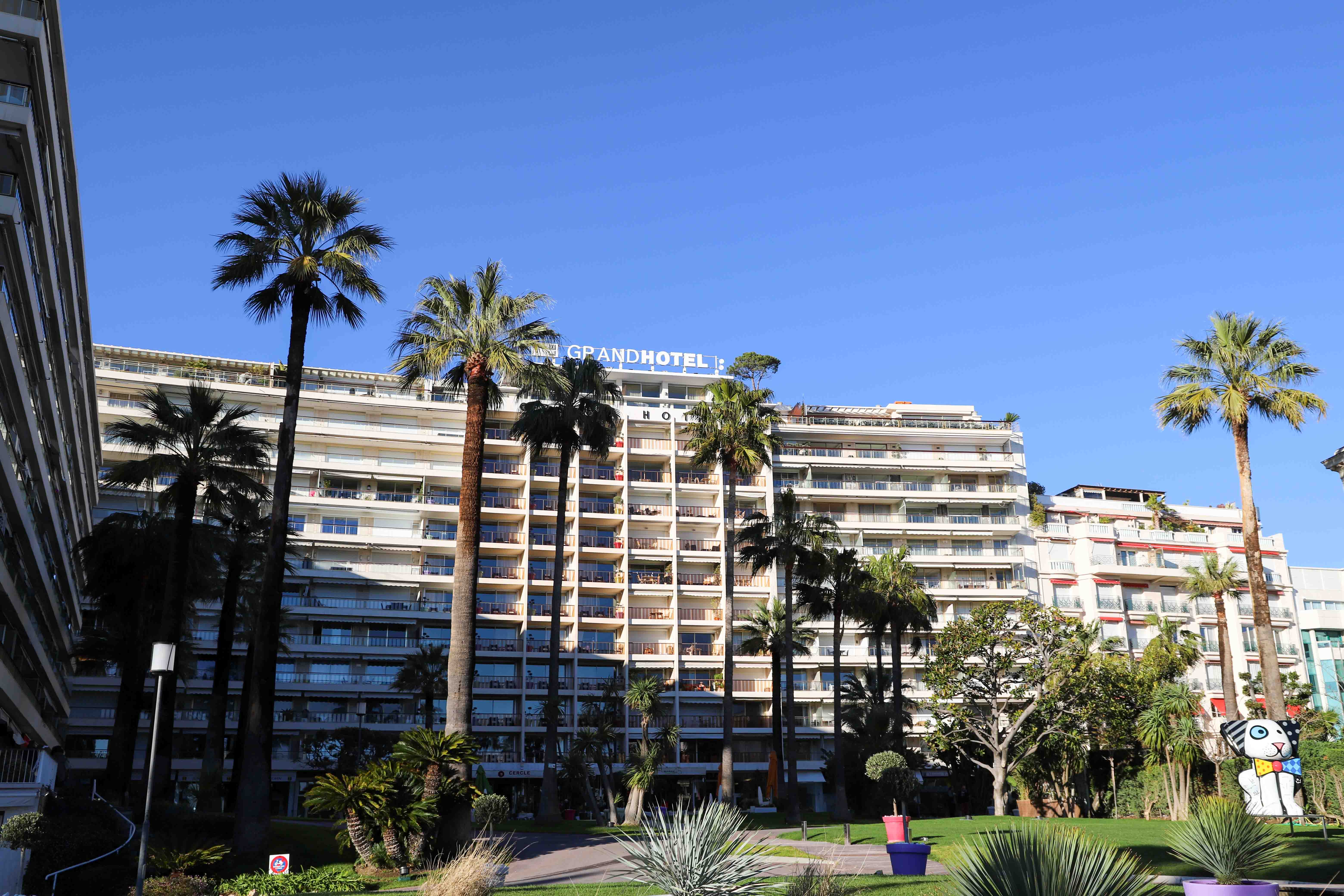 Le Grand Hotel Cannes, France
