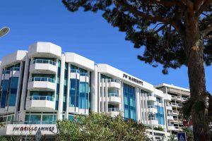 Hotel JW Mariott, Cannes