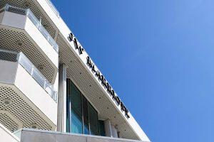 JW Mariott hotel Cannes