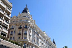 Carlton intercontinental hotel, Cannes