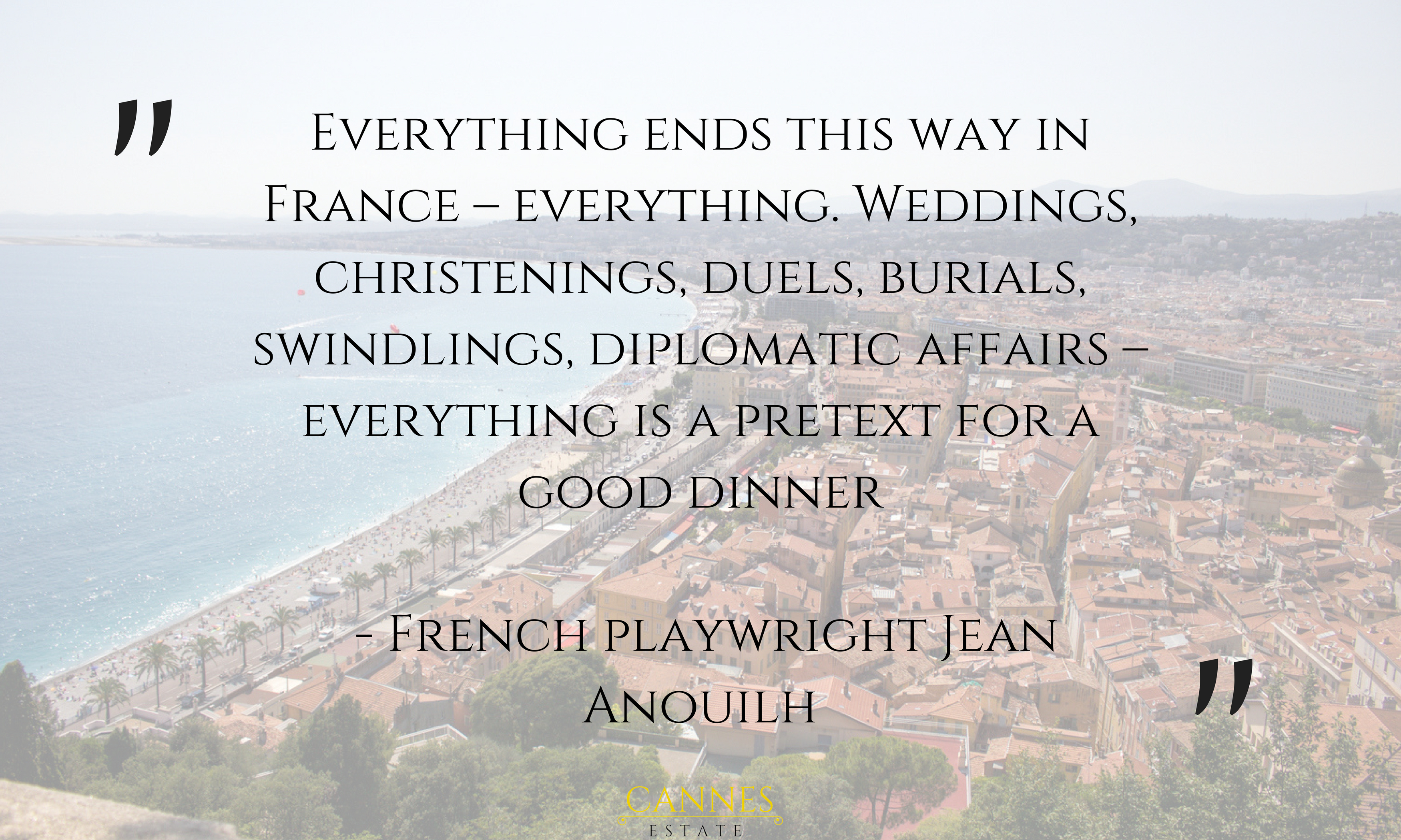 French Quotes | Top Most Interesting French Riviera Quotes Free Images Cannes Estate