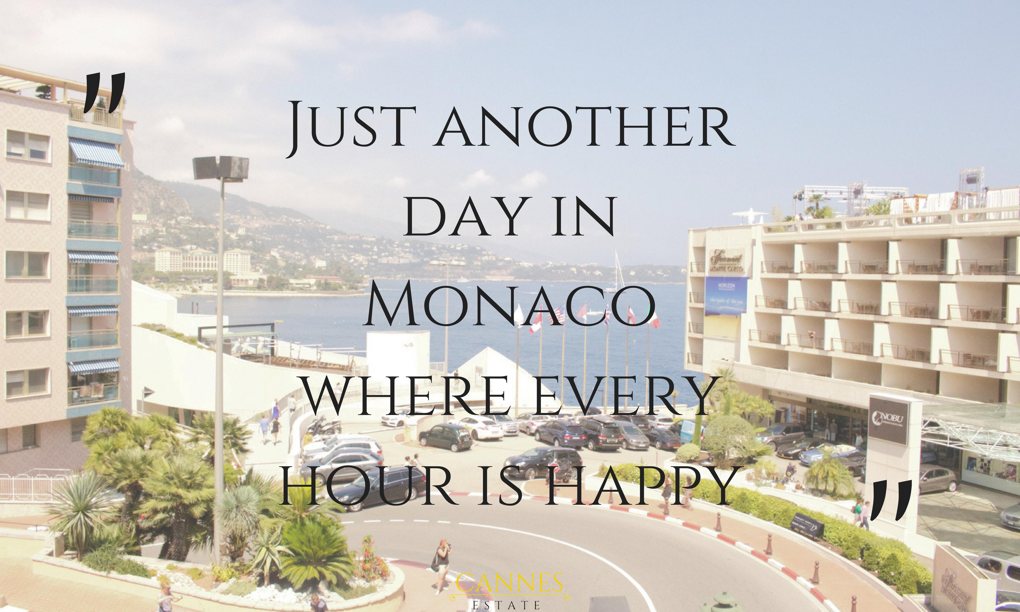 Monaco quote