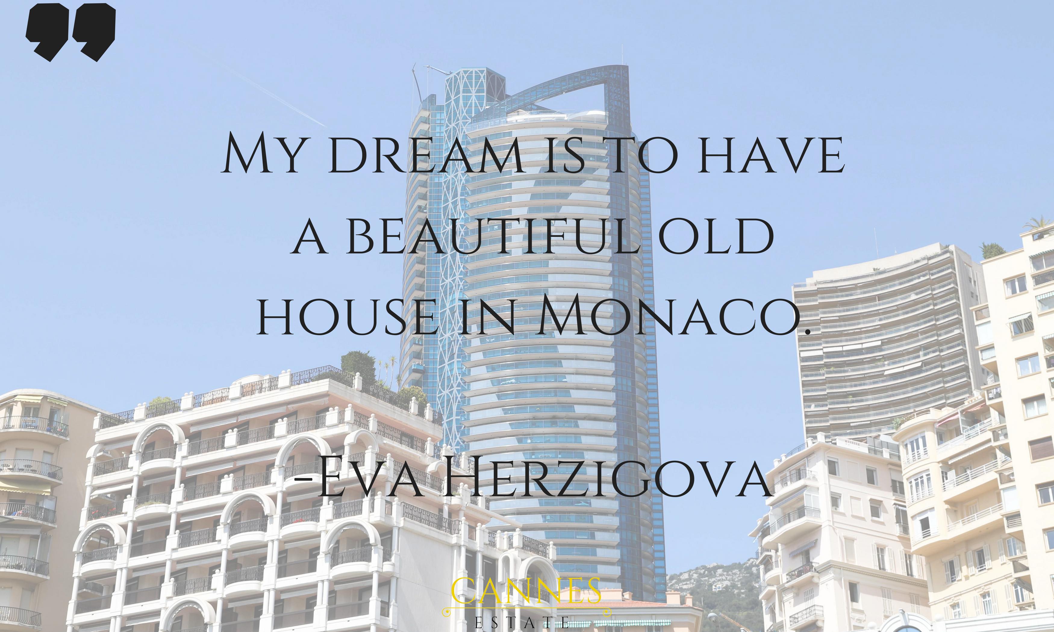 Monaco quotes