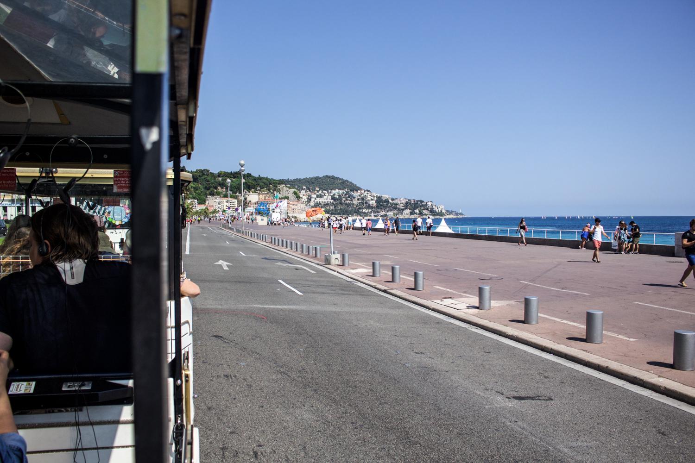 Promenade des Anglais Nice, France