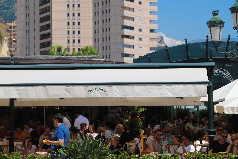 Café de Paris Monaco - bars in Monaco