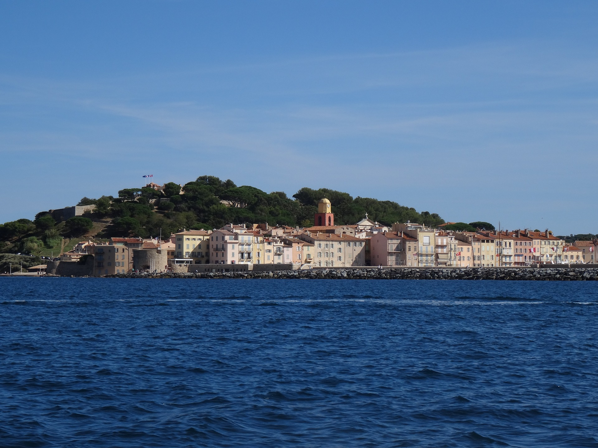 Facts about Saint-Tropez
