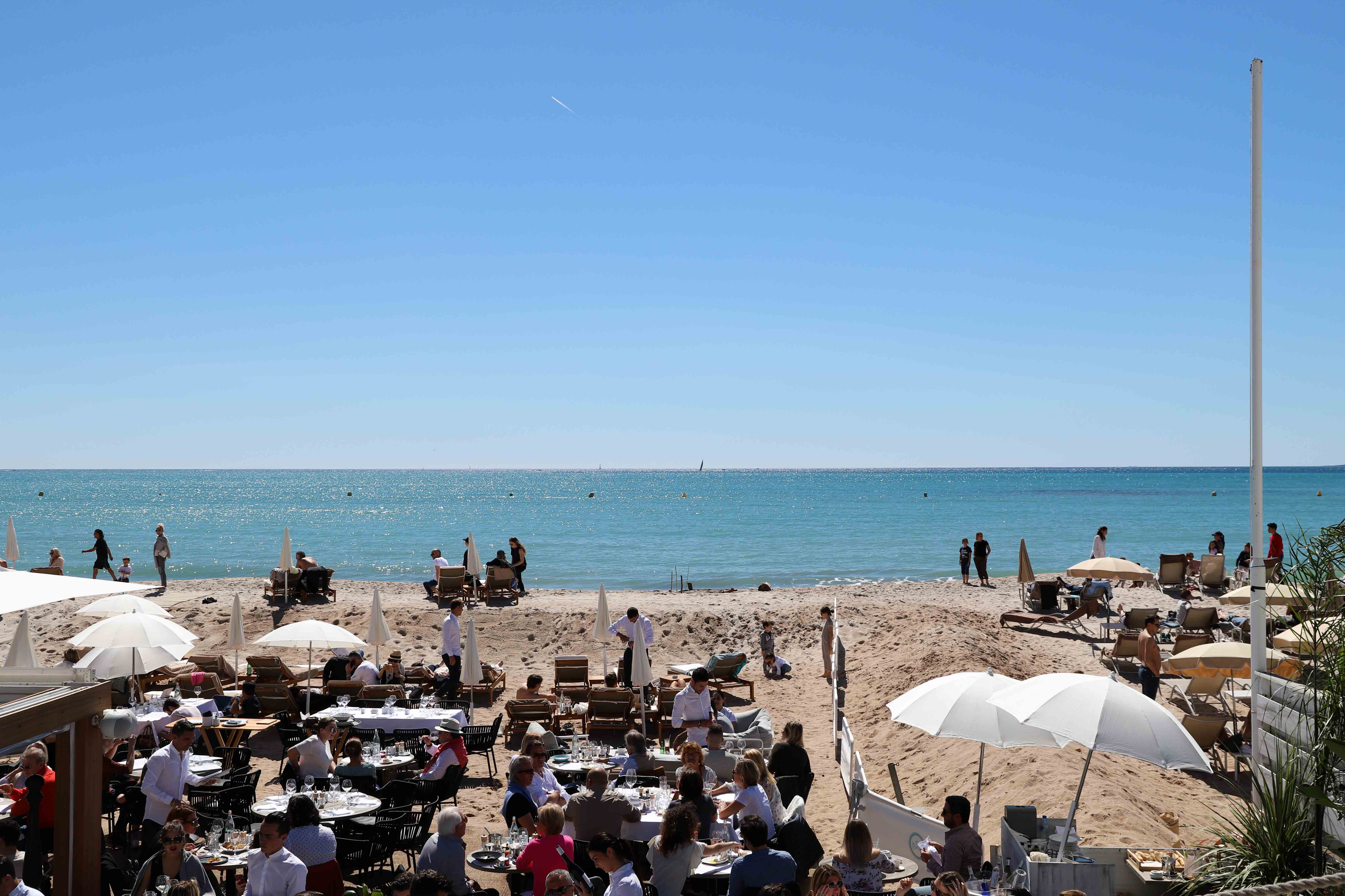 Restaurants in Cannes