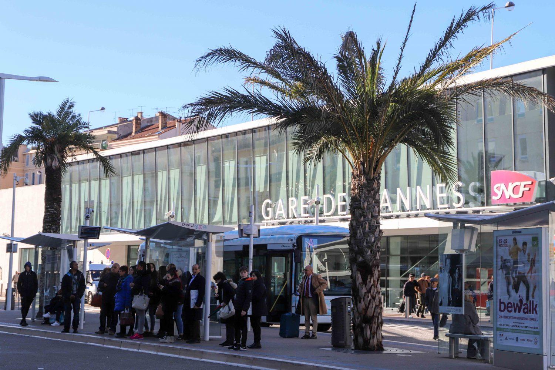 Gare de Cannes