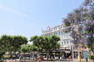 Cannes hotel splendid