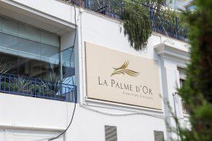 La Palme D'Or Cannes