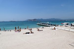 Cannes Croisette French Riviera