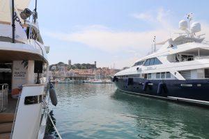 Cannes vieille port