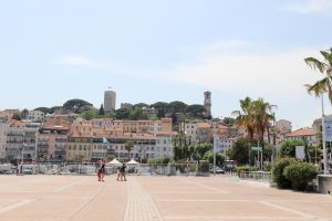 Cannes old town