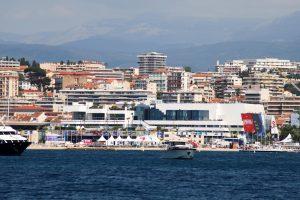 Cannes festival place