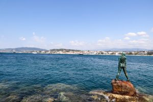 Cannes Statue