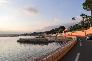 French Riviera roads