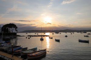 Antibes harbour