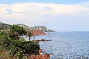 Esterel mountains French Riviera