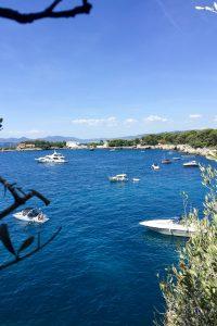 Antibes Swimming spots