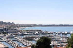 Cannes view