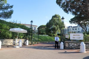 Hotel Du Cap French Riviera Antibes