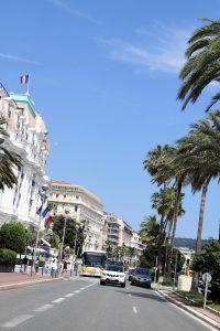 Nice Promenade des Anglais French Riviera