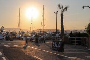Cannes Port Pierre Canto Baoli