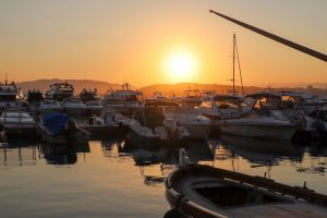 Cannes Port Pierre Canto