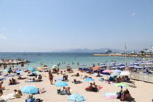 Cannes beaches